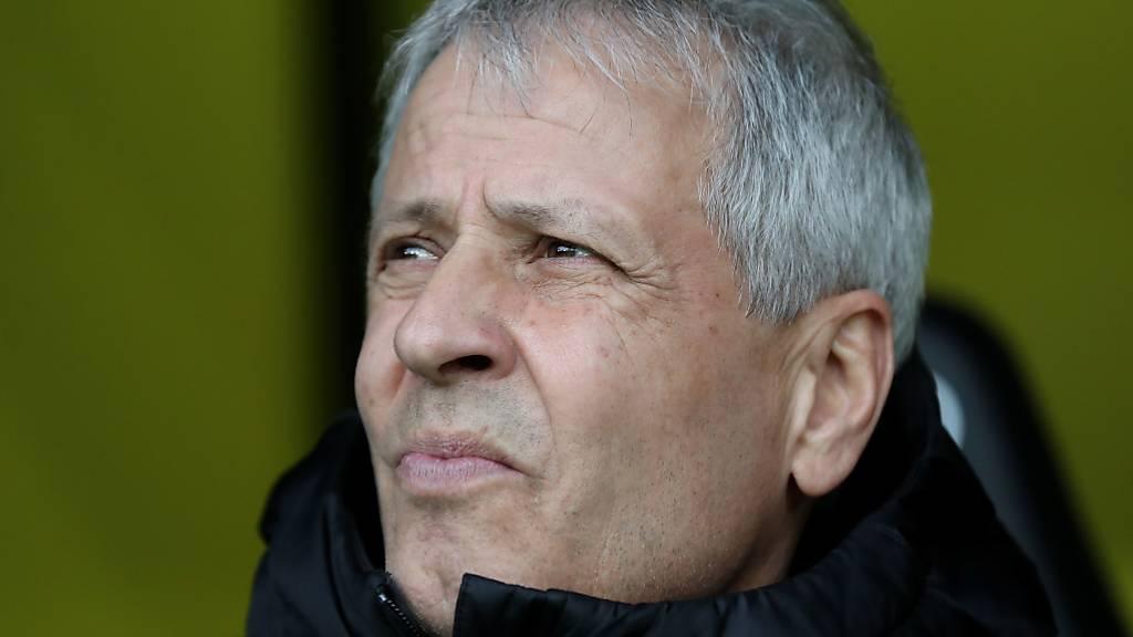 Dortmunds Trainer über die bedrückende Nachrichtenlage
