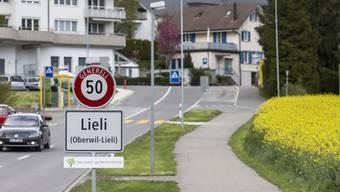 Die Aargauer Gemeinde Oberwil-Lieli nimmt nach langem Widerstand Asylbewerber auf. Im Januar soll eine fünfköpfige, christlich-syrische Familie im Dorf Unterschlupf finden (Archivbild).