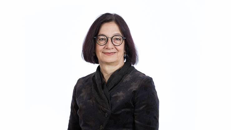 Yvonne Gilli verfügt über politische Erfahrung und war lange für die Grünen im Nationalrat.