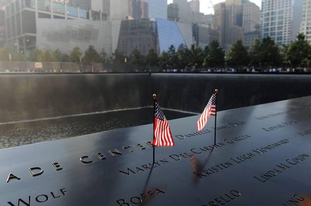 New York gedenkt der Opfer von 9/11