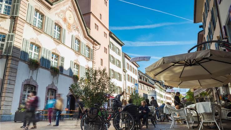 Die Rheinfelder Bevölkerung sorgt sich um die Entwicklung ihrer Altstadt. zvg