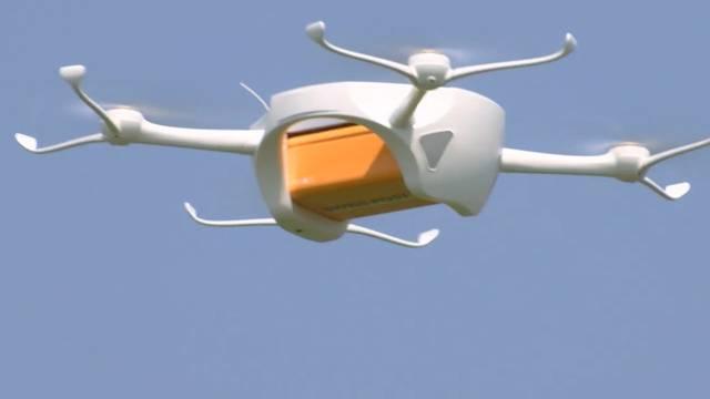Der fliegende Briefträger: Post testet Drohnen