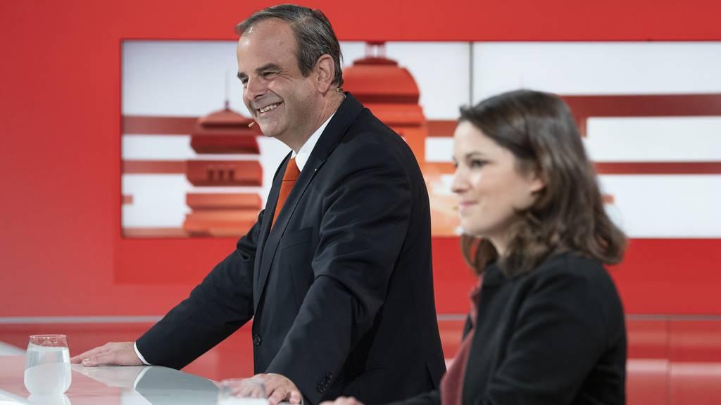 So viel verdienen die Schweizer Partei-Präsidenten