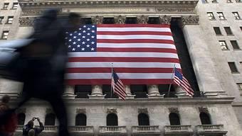 US-Börse zum Wochenausklang beflügelt