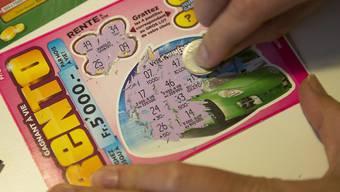 Game Print druckte unter anderem solche Rubbellose. Die wegfallenden Aufträge der Schweizer Lotteriegesellschaften bedeuten für das Unternehmen einen harten Schlag