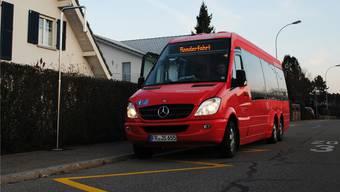 Der Stadtbus hat weniger Passagiere. (Archiv)