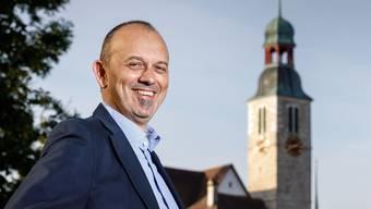 Marc Spirig ist der neue Gemeindepräsident.