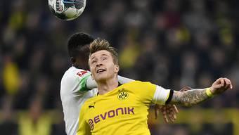 Marco Reus ist nicht zu 100 Prozent fit und fehlt dem BVB in Mailand