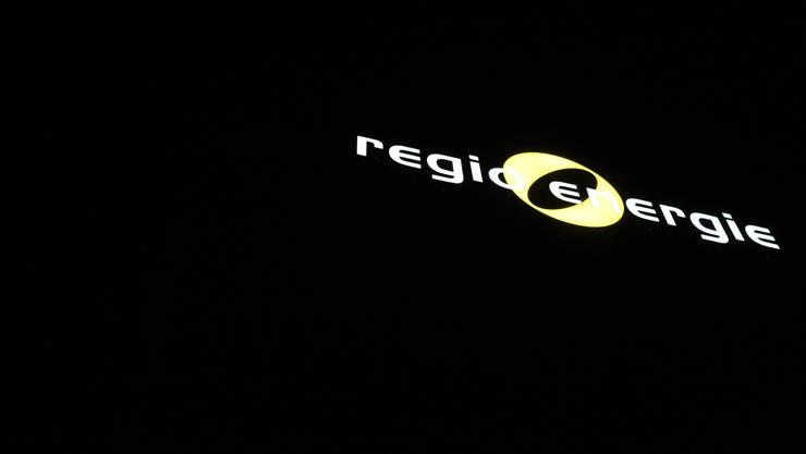Die Regio Energie setzt sich ein Denkmal in der Aarmatt