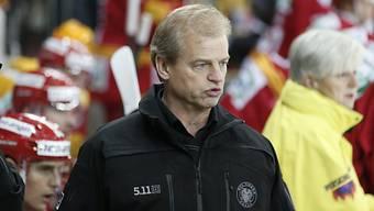 Langnaus Coach Bengt-Ake Gustafsson kann zufrieden sein (Archivbild).