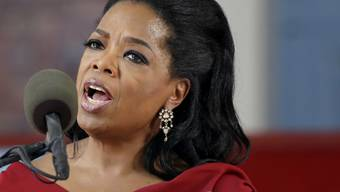 Oprah Winfrey hat entrümpelt (Archiv)