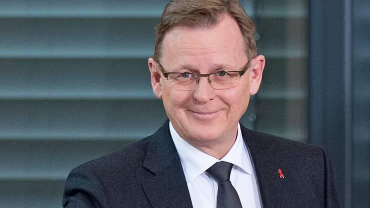 Der thüringische Ministerpräsident Bodo Ramelow von der Linkspartei.