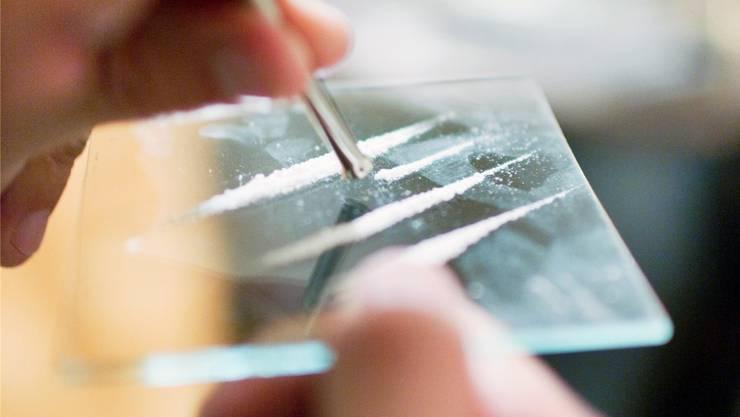Die Konsumenten der mutmasslichen Drogenbande stammten mehrheitlich aus Grenchen und Umgebung. (Symbolbild)