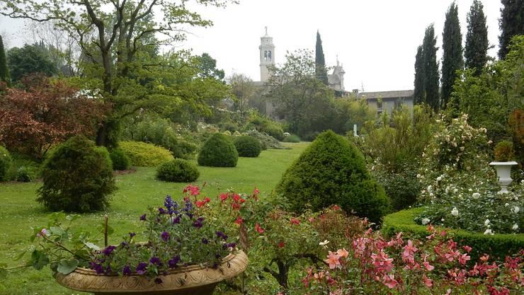 Raritäten-Garten der Casa Biasi