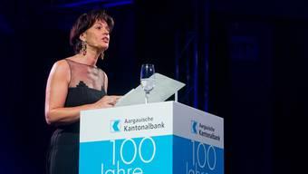 Festakt zum 100-jährigen Jubiläum der Aargauischen Kantonalbank