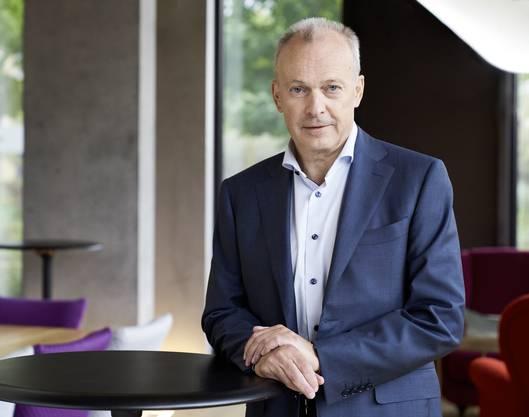 Swisscom-CEO Urs Schaeppi