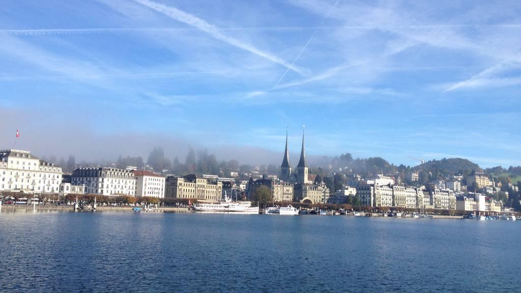 Flüchtlingsfrage: Stadt Luzern will ein Zeichen setzen