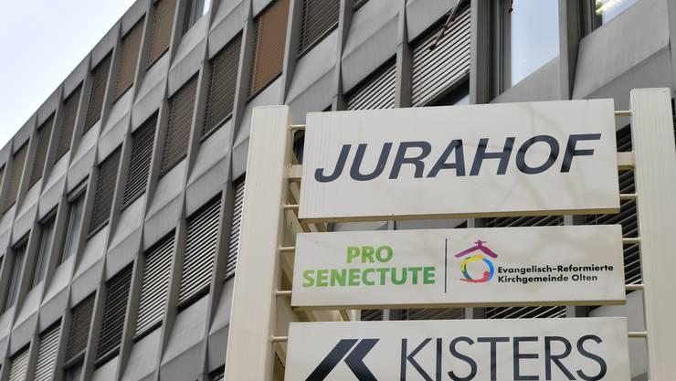 Evangelisch-reformierte Kirchgemeinde verkauft ihr Stockwerkeigentum im Jurahof.