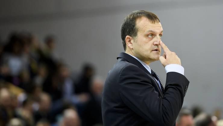 Dragan Andrejević ist der neue Trainer bei den Starwings.