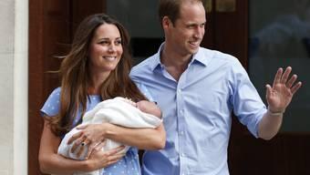 So sieht das Royal Baby aus