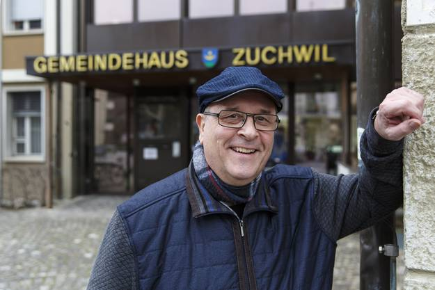 Der Berner arbeitet heute im Flüchtlingsbereich in der Gemeindeverwaltung Zuchwil