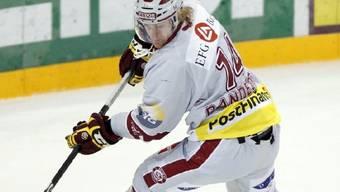 Flurin Randegger schickt Servette mit seinem Treffer in die Ferien.