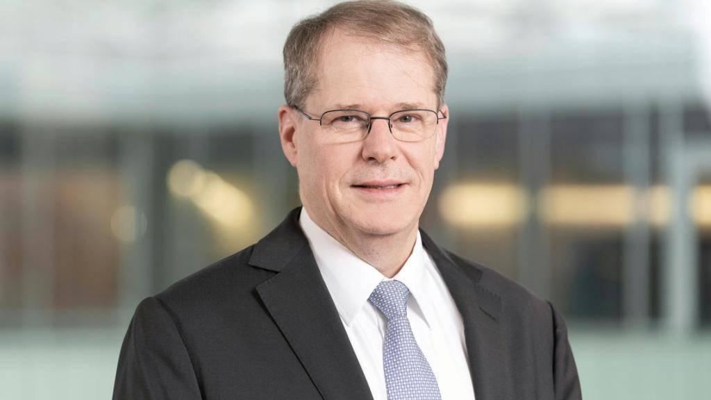Christian Schmid wird ab Mai 2021 neuer Chef der St. Galler KB.