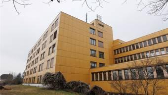 Seine Zeiten als Spital sind längst vorbei: Das ehemalige Spital Grenchen. Archiv