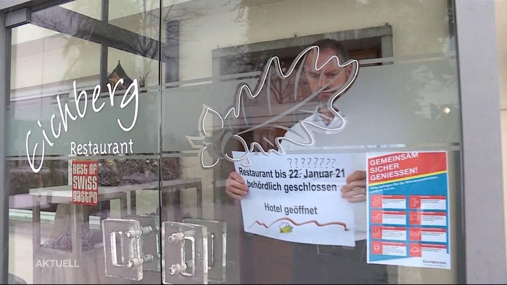 Aargauer Regierungsrat nimmt Stellung zum Lockerungsvorschlags des Bundes