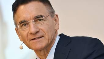 Georg Fischer-Chef Yves Serra verkauft zwei Eisengiessereien mit einem Umsatz von 620 Millionen Franken an deren Management. (Archiv)
