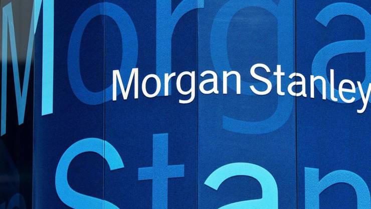 Die US-Banken Morgan Stanley und Bank of America haben im vergangenen Jahr ihre Gewinne deutlich steigern können. (Archiv)