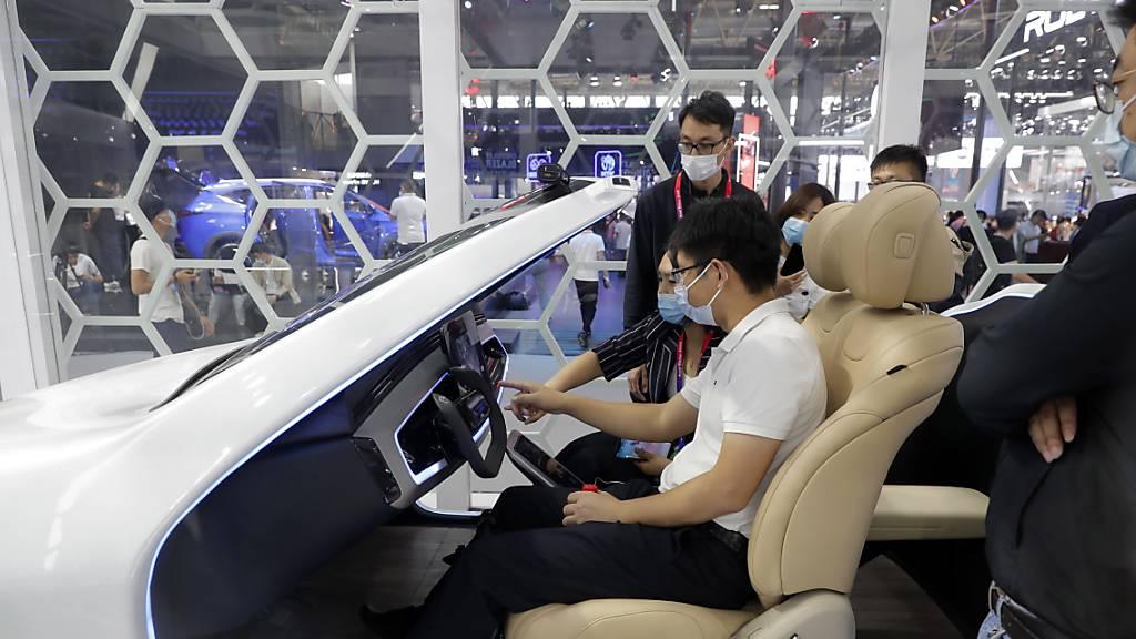 Huawei setzt auf Software und Komponenten für selbstfahrende Autos