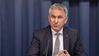 Bildungsdirektor Alex Hürzeler erklärte, wie die Reform die Berufsbildung im Aargau stärken soll.
