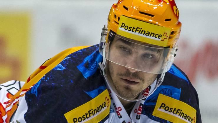 Matt D'Agostini ist mit Ambri noch einen Sieg von der Saisonpause entfernt
