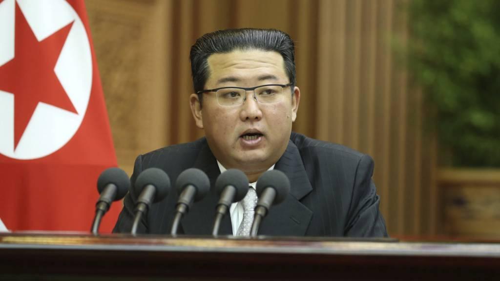 Kim kündigt Wiederaufnahme der Kommunikation mit Seoul an