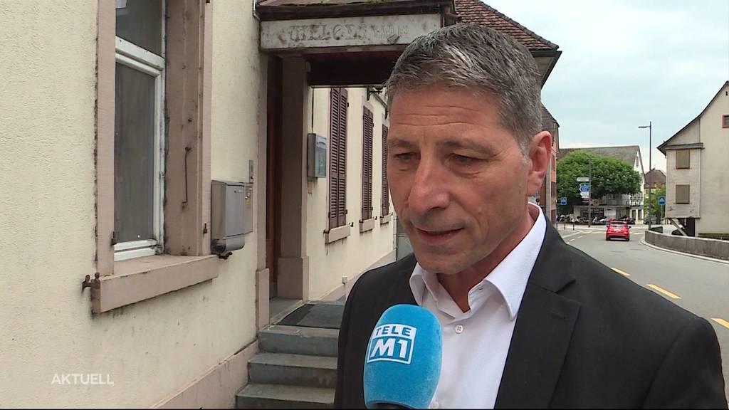 Aarburg kauft für 1.4 Millionen Franken Problemliegenschaft