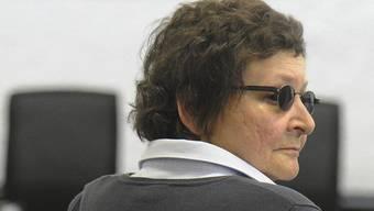 Verena Becker vor Gericht (Archiv)