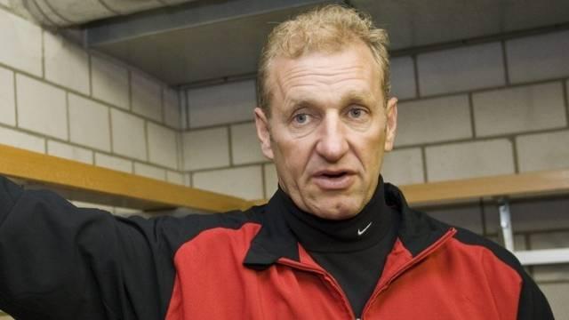 Ralph Krueger ist für viele Schweizer Eishockey-Fans eine Legende.