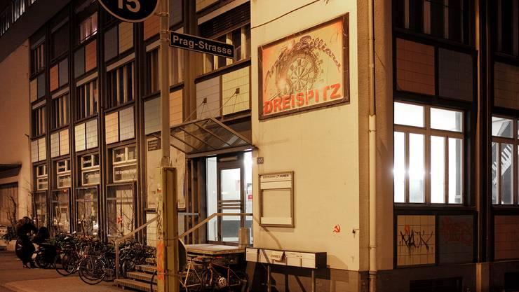 Das Kulturhaus R105 steht seit Mitte November jungen Künstlern aus allen Sparten offen.