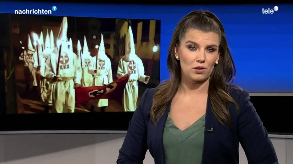 Reaktionen Ku-Klux-Klan Schwyz
