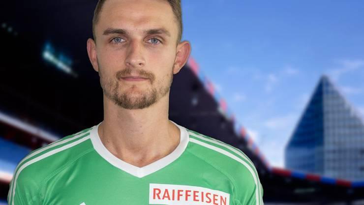 Der FCB hat in Martin Hansen seinen dritten Keeper gefunden.