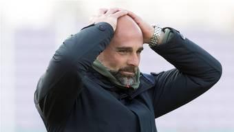 Lausanne-Trainer Giorgio Contini