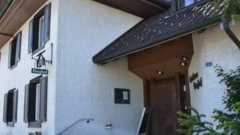Die Gaststätte Berghof im rund 600 Einwohner zählenden Dorf Islisberg ist dem Abbruch geweiht.