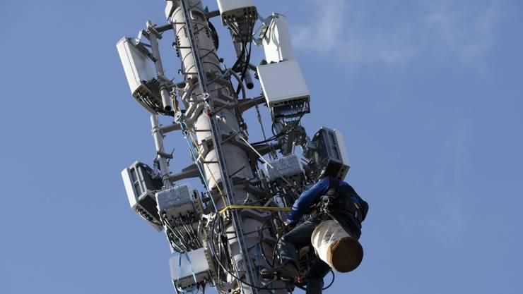 Die Grenzwerte für die Strahlenbelastung sollen trotz der Erweiterung auf die 5G-Technologie nicht gelockert werden.