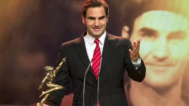 Ihn muss man nicht googeln, ihn kennt man: Roger Federer (Archiv)