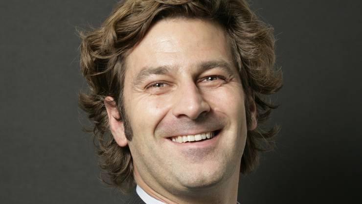 AZ-Redaktor François Schmid-Bechtel. (sbo)