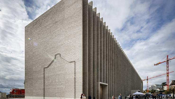 Grosse Neugier ausgelöst hat das neue Musée cantonal des Beaux-Arts in Lausanne schon in seiner ersten Woche.