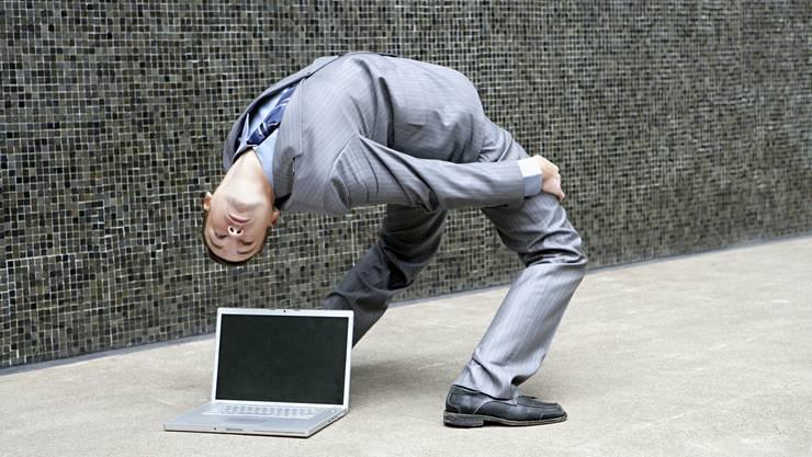 Ob Manager oder PR-Agent: Wenn Menschen nicht durch Maschinen ersetzt werden wollen, müssen sie kreativ und flexibel sein.