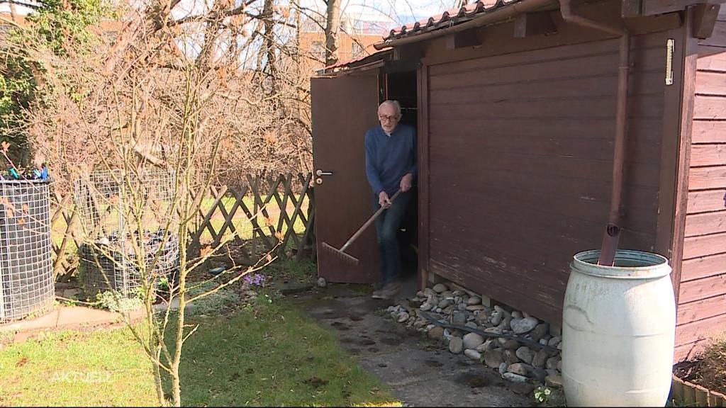 Ab in den Garten: Pflanzen-Enthusiasten freuen sich über das Frühlings-Wetter