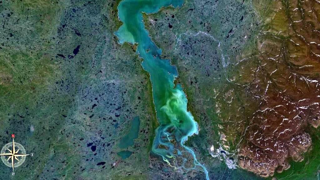 Ausgelaufenes Dieselöl in Sibirien erreichte Süsswassersee